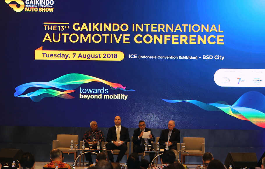 Gaikindo International Automotive Conference (GIAC) 2018