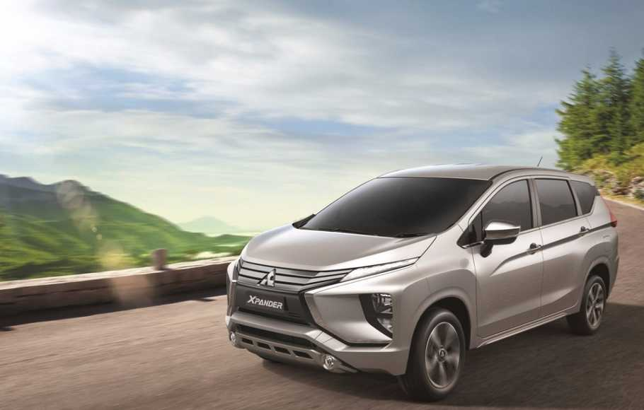 Mitsubishi Xpander Terpilih Sebagai Forwot Car of the Year 2018