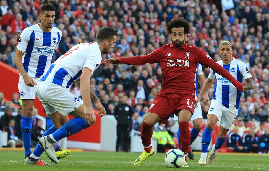 Brighton vs Liverpool: The Reds Krisis Bek