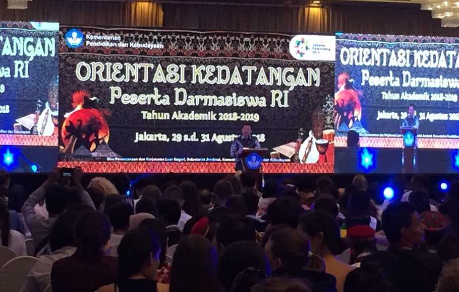 Orientasi Program Darmasiswa