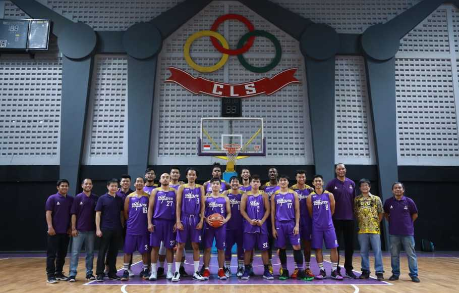 CLS Knight Indonesia Targetkan Lolos Playoffs ABL