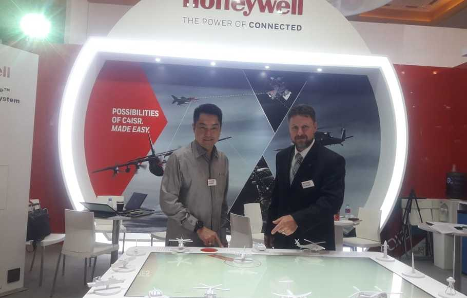 Indonesia is an important partner for Honeywell