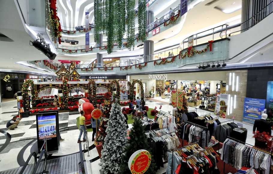 Holiday Sensation di Lippo Malls Indonesia