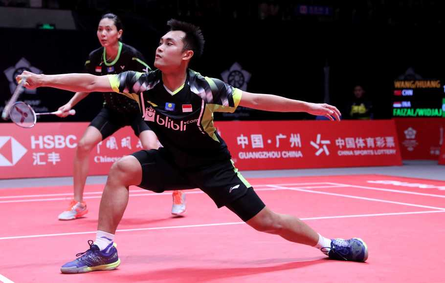 Hafiz/Gloria Melaju ke Perempat Final Hong Kong Open