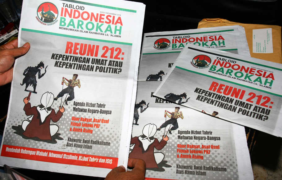 Tabloid Indonesia Barokah.