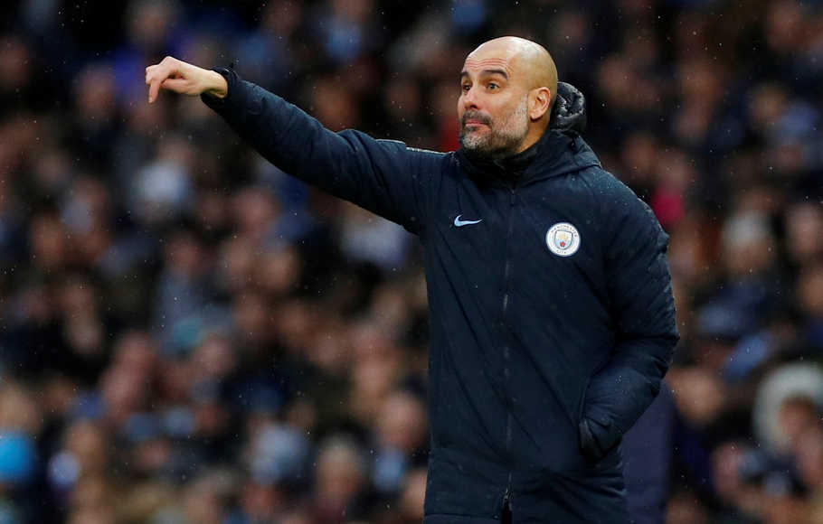 Guardiola Senang City Bertemu Spurs