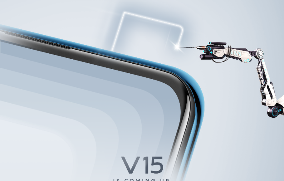 Vivo V15 Andalkan Teknologi Pop-Up Camera