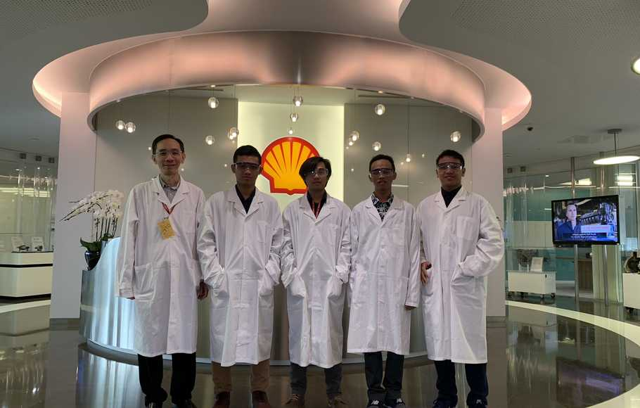 Shell Umumkan Enam Finalis Think Efficiency 2019