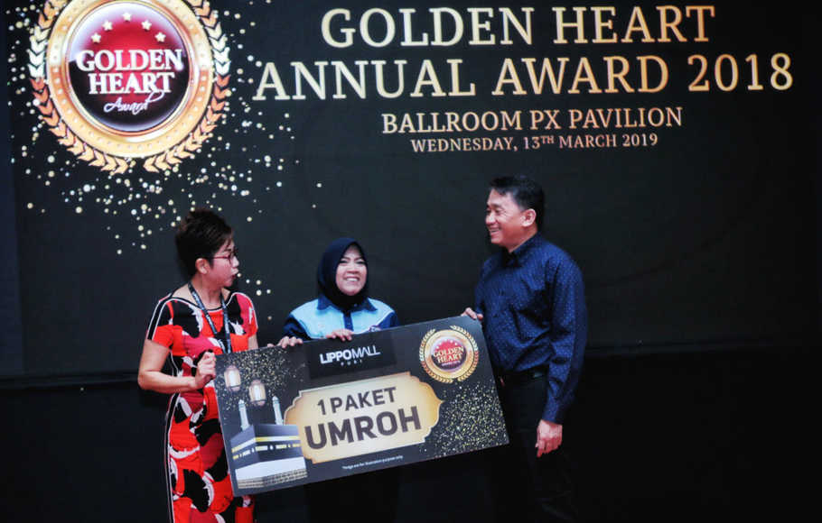 Golden Heart Annual Award 2018