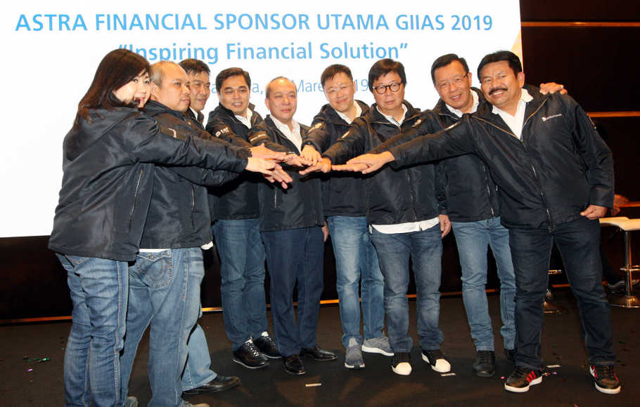 Astra Financial Sponsor Utama GIIAS 2019