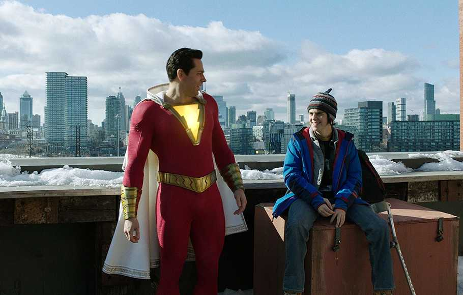 Shazam! Kalahkan Dumbo di Tangga Box Office