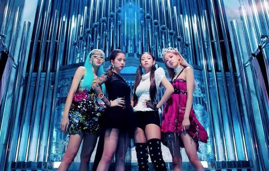 Blackpink Salip Posisi One Direction