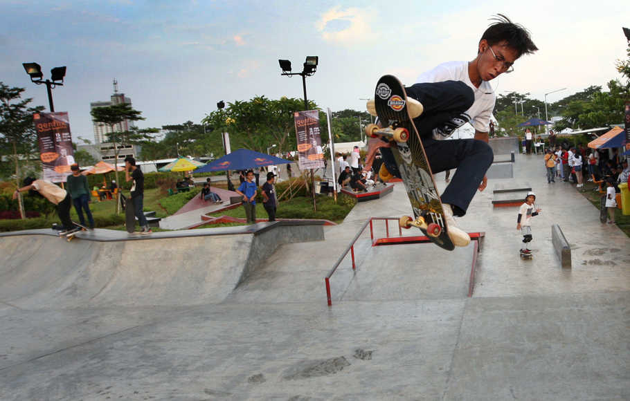 Genflix Skate Competition 2019