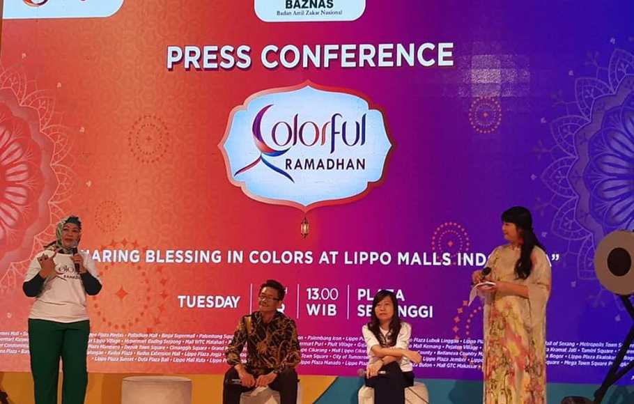 Lippo Malls Gelar Program Colorful Ramadhan