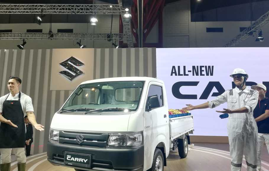 Suzuki New Carry Pick Up Menangkan Penghargaan di IIMS Awards 2019