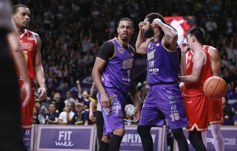 Menang, BTN CLS Knights Indonesia Optimistis Juara ABL 2018-2019