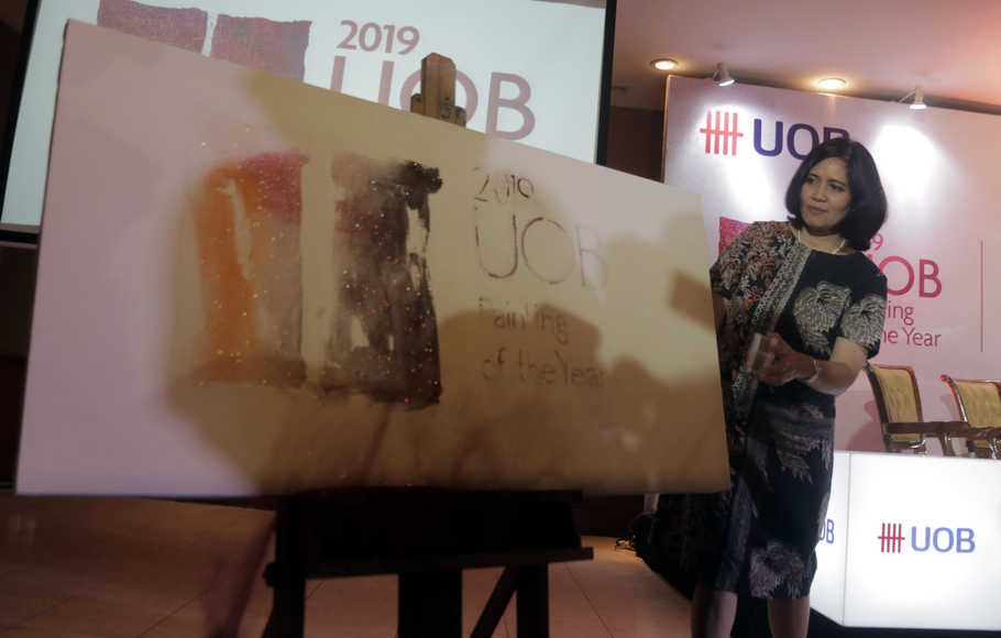 Kompetisi UOB Painting of The Year 2019