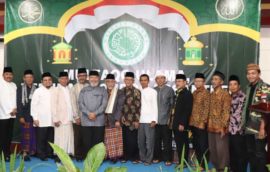 Multaqo Ulama Ciamis Sepakat Tolak People Power