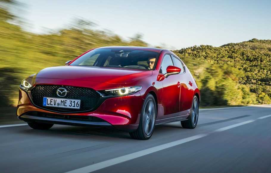 All New Mazda 3 Siap Diluncurkan di GIIAS 2019