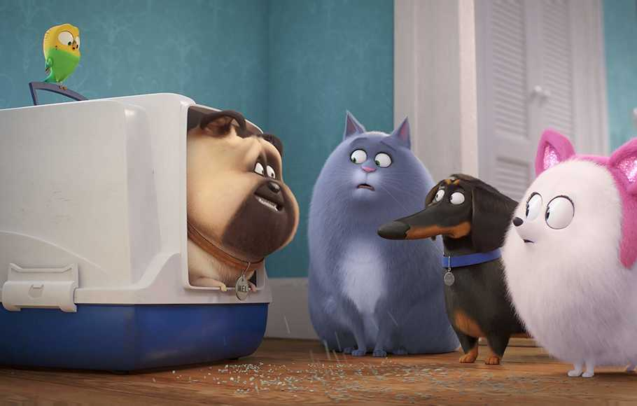 The Secret Life of Pets 2 Jawara di Box Office