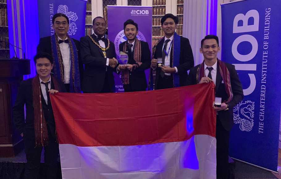 Tim UI Juarai Global Student Challenge 2019