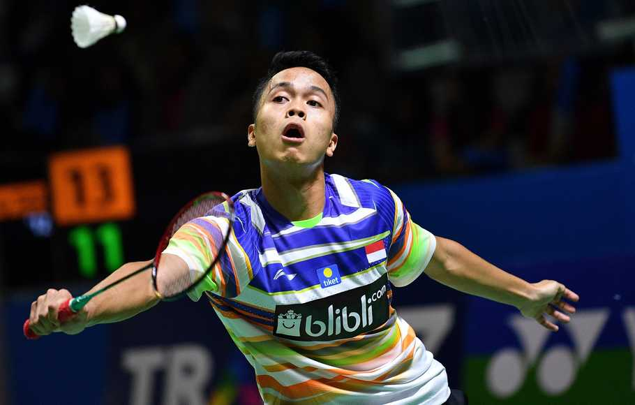 Anthony Ginting dan Tommy Sugiarto Melenggang