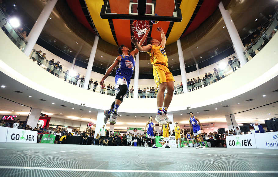 8 Tim Bersaing di Grand Final IBL 3x3