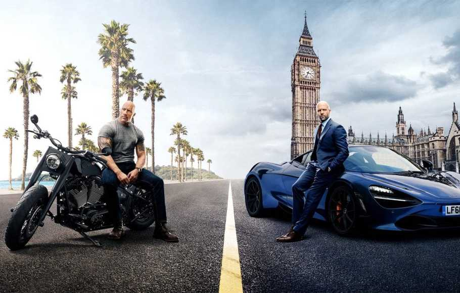 Fast & Furious Presents: Hobbs & Shaw Melaju di Box Office
