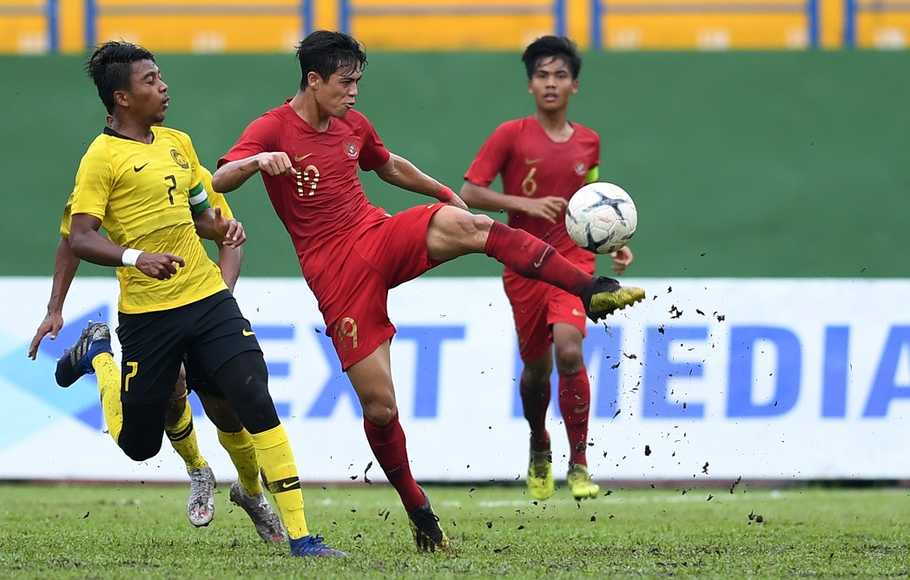 Indonesia Gagal ke Final Piala AFF U-18