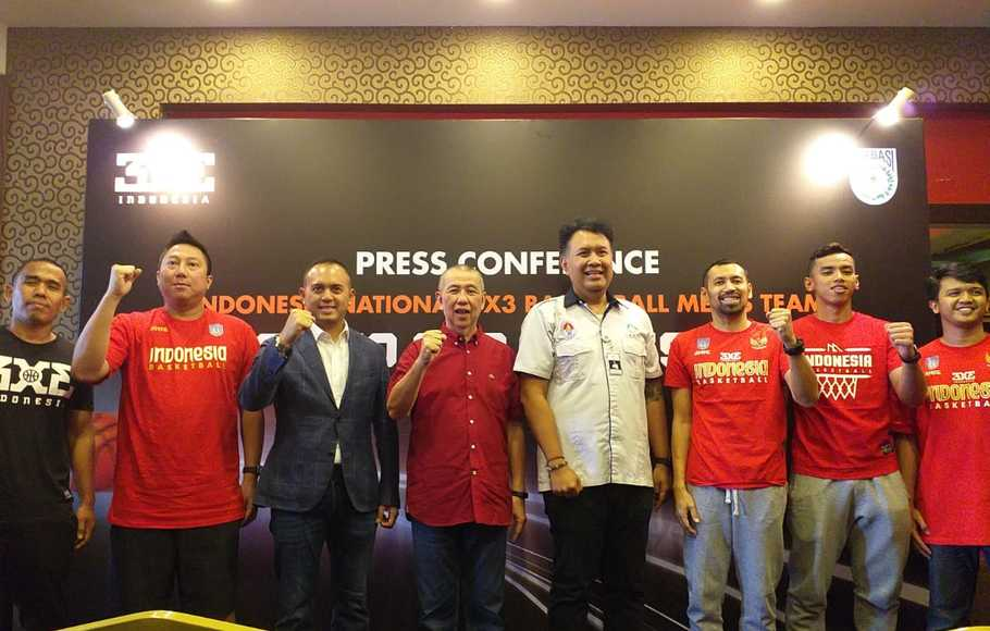 Basket 3x3 Bidik Emas di SEA Games 2019