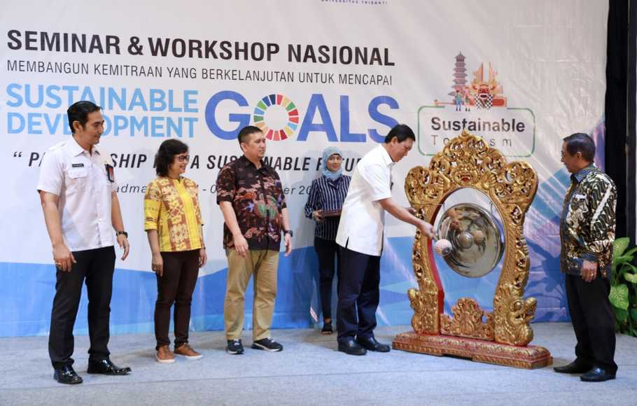 PTTEP Dukung Sustainainable Resource and Tourism di Bali