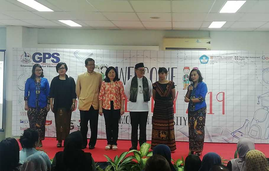 Global Prestasi School Usung Lima Program Unggulan