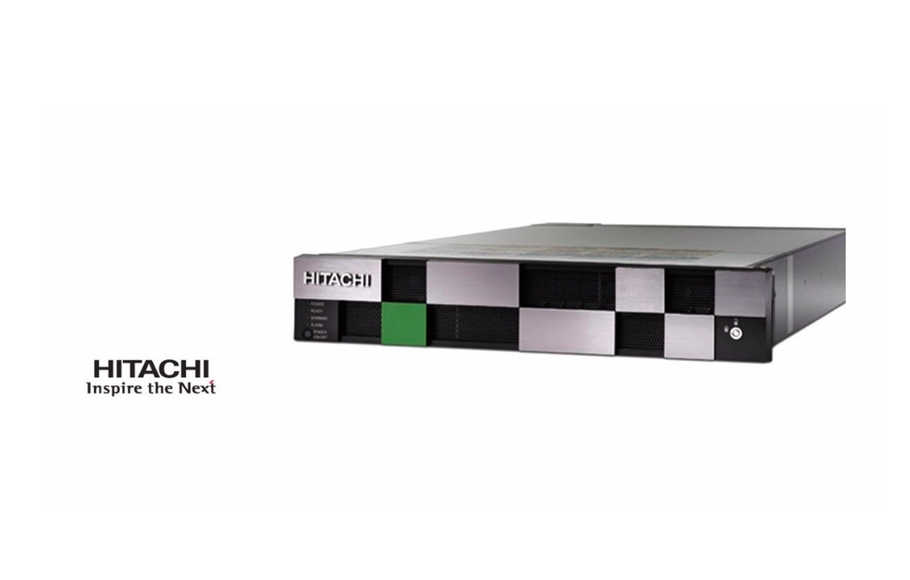 Hitachi Vantara Luncurkan Entry Level Storage