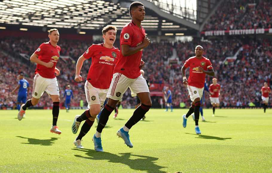 Susunan Pemain West Ham vs Man United