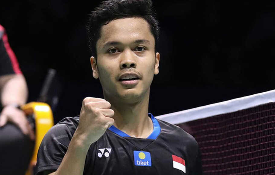 Singkirkan Antonsen, Anthony Ginting ke Final