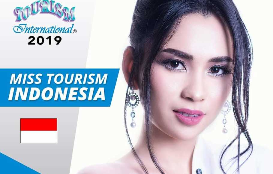 Yuk Dukung Gabby di Miss Tourism International 2019