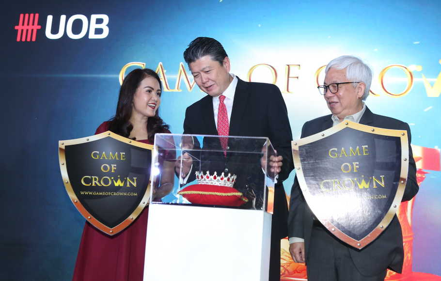 Genjot Transaksi Kartu Kredit, UOB Luncurkan Game of Crown