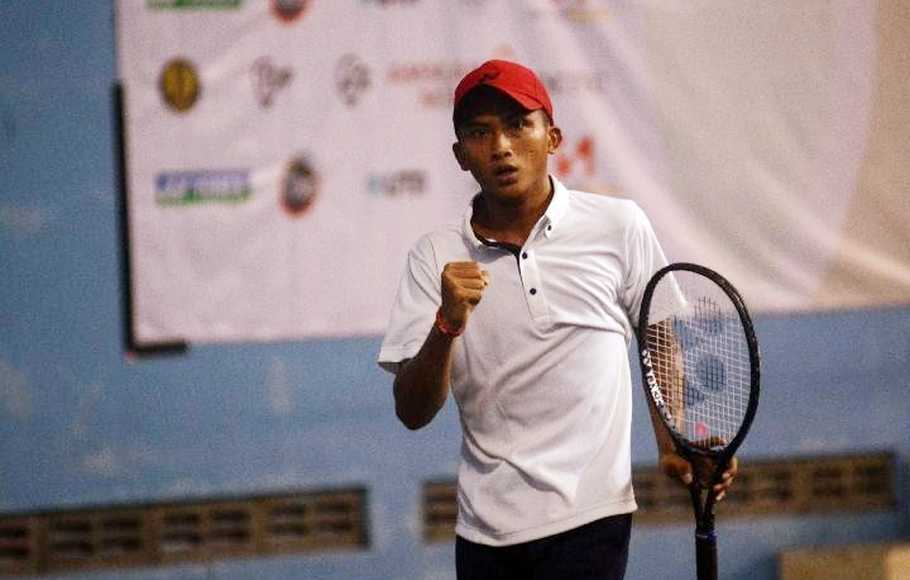 Petenis 16 Negara Bersaing di International Junior Championships 2019