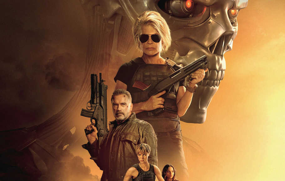 Terminator Duduki Puncak Box Office