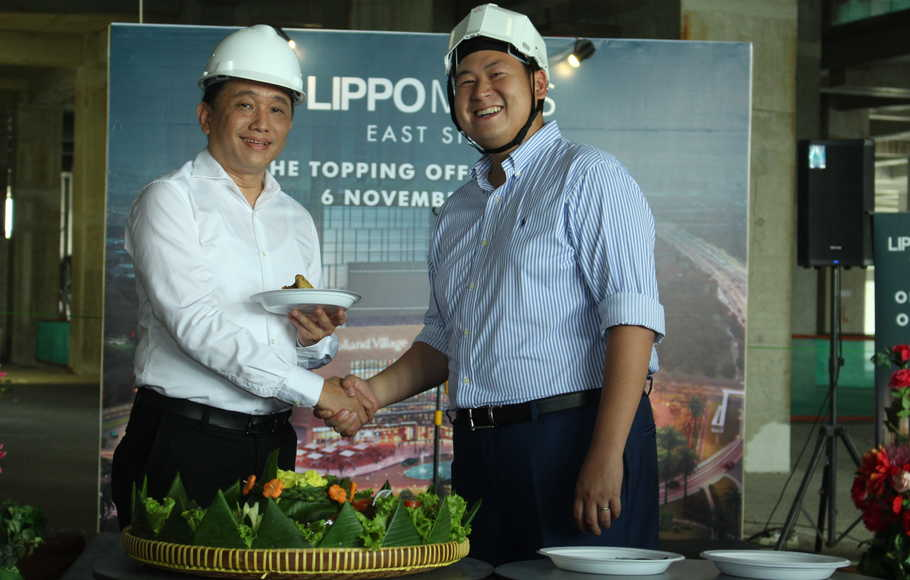 Buka 2020, Lippo Mall East Side Gelar Tenant Gathering