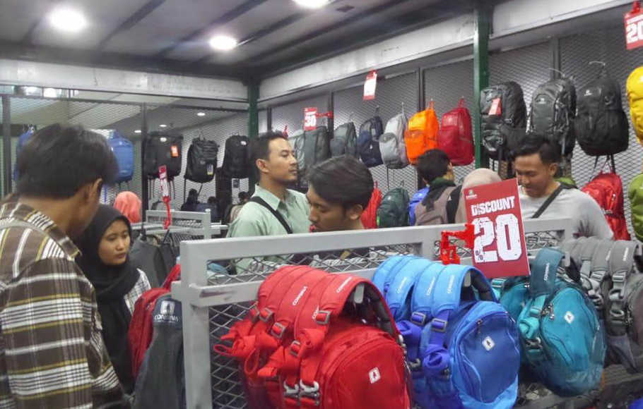 Indovest Dorong Industri Outdoor Adventure di Jatim