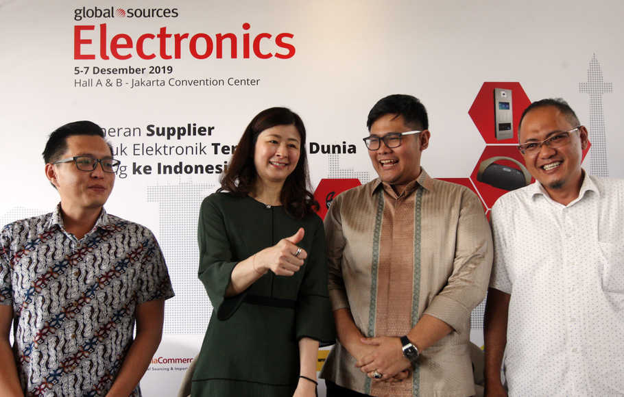 Global Sources Electronics Indonesia 2019 Digelar di Indonesia