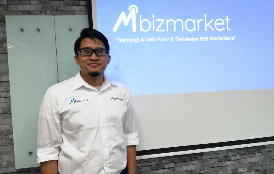 Chief Technology Officer Mbiz, Herdian Yoki