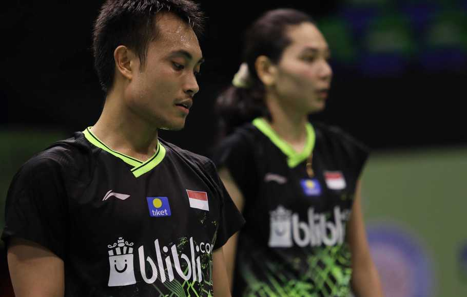 Hafiz/Gloria Gagal ke Final Hong Kong Terbuka