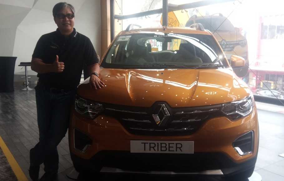 COO PT Maxindo Renault Indonesia, Davy J Tuilan.