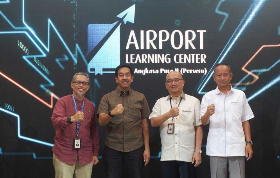 AP II Buka Airport Learning Center di Bandara Soetta