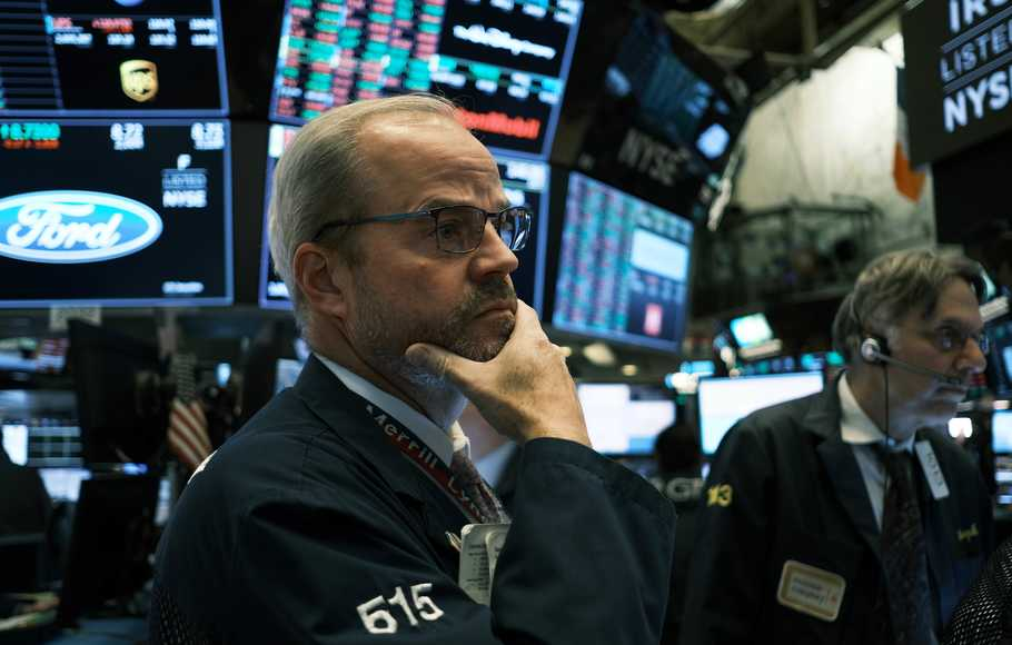 Wall Street Ditutup Menguat Didukung Data Ekonomi