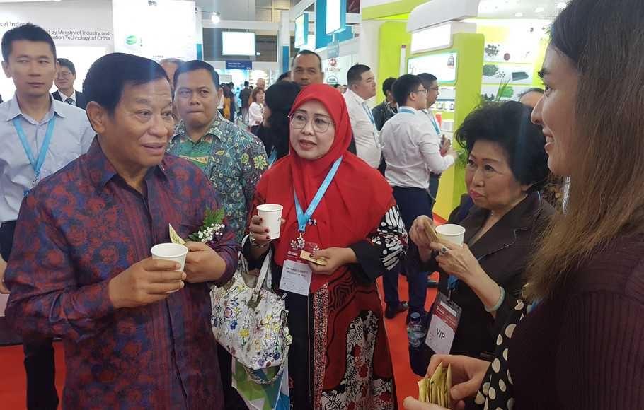 China Healthcare Products Expo 2019 Resmi Digelar