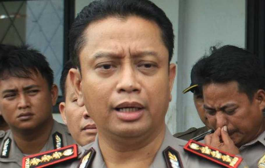 Polri Kejar Pentolan King of the King