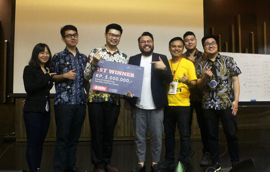 UPH Startup Competition Wujudkan Ide Bisnis Mahasiswa